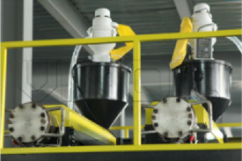 PE寬幅氣泡膜機 溫州威諾2000型氣泡膜機
