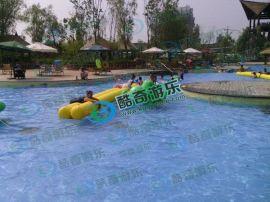 水上樂園滑滑梯, 兒童水上樂園充氣滑梯