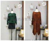 品牌折扣连衣裙五五羊毛打底衫一手货源就到广州明浩