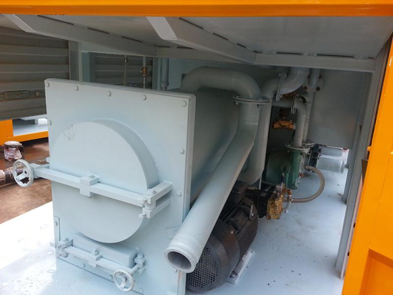 分离式吸粪车,粪便污水处理分离式吸粪车
