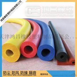 供应环保硅胶条 硅胶发泡条 发泡硅胶条橡胶密封条