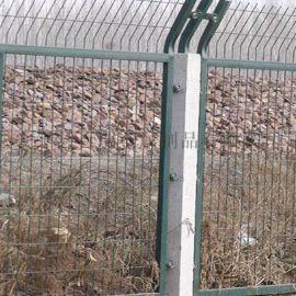 道路防护栅栏-铁路防护栅栏-防护栅栏厂家