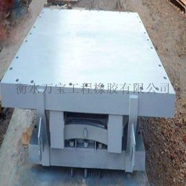 鋼結構彈性固定可滑動球鉸支座
