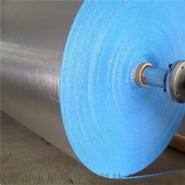 厂家直销单层气泡复合铝箔隔热材专用屋顶隔热