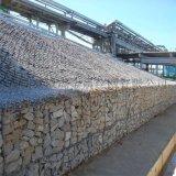 贵港高锌丝石笼网 5%铝锌包塑格宾网箱