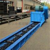 重型沙子刮板运输机 饲料用带式刮板机xy1