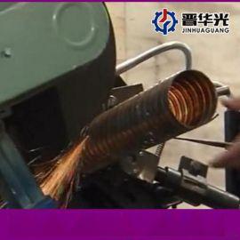 辽宁阜新市全自动波纹管卷管机金属波纹管液压成型机效率高