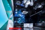 青島特色主題感官體驗式電競網咖桌遊手遊網吧沿街店舖裝修設計裝飾施工公司