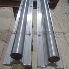 直线运动圆导轨 圆柱SBR30铝托座导轨滑块 定做