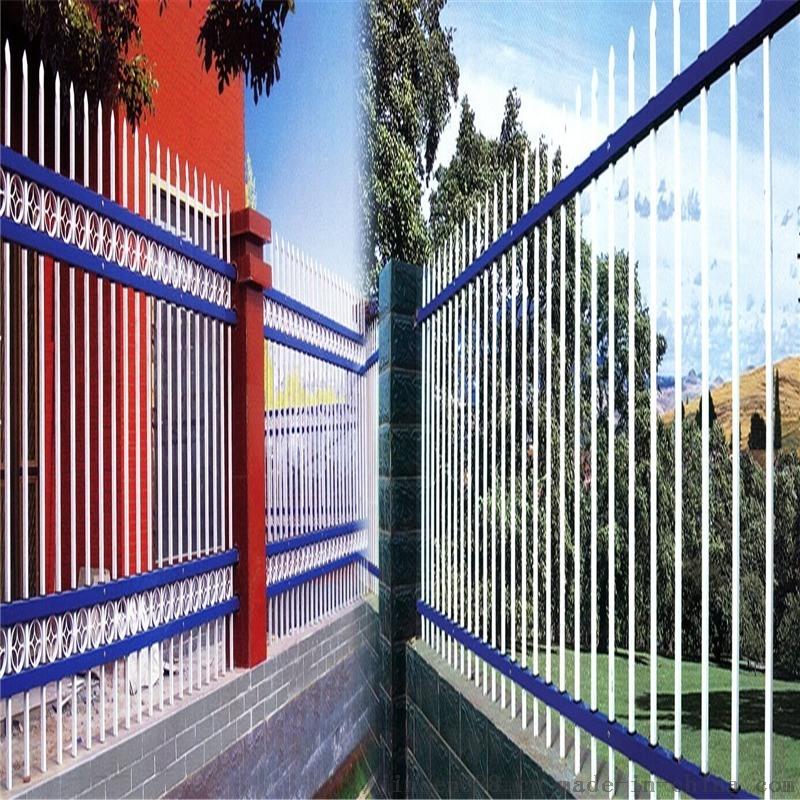 锌钢护栏围栏规格,家庭庭院别墅外墙锌钢护栏围栏