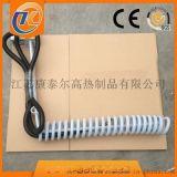 特氟龍加熱管 四氟電熱管 聚四氟乙烯發熱管 耐腐蝕電加熱管