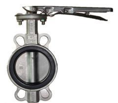 D71X全不锈钢蝶阀-双向金属蝶阀批发-中科阀门