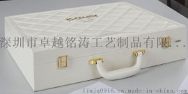 皮盒 皮盒包装 化妆用品皮盒 精油盒