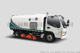 赛哥尔牌QTH5070TSLA江淮底盘3.5方湿式扫路车好用吗