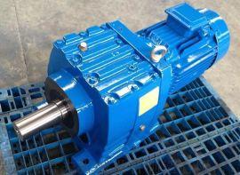 SEW R系列斜齿轮硬齿面减速机