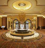 星級酒店宴會廳吊燈售樓部大堂展廳水晶吊燈飾非標工程燈具定做