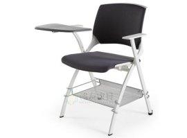 东莞塑料折叠培训椅,  办公会议椅厂家