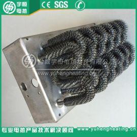 高温空气加热器 翘片式加热器 工业烘干加热管 耐腐蚀空气加热管