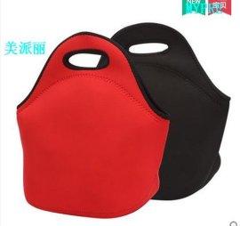 热** 美派丽MYP1121-01潜水料便携户外手提野餐包 便当保温包 午餐保温袋 保温包  冰袋
