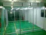 專業生產不鏽鋼潔淨棚,百級單雙人潔淨棚潔淨工作臺