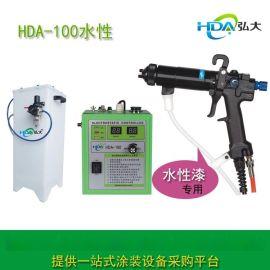 北京水性静电喷漆枪 水性专用静电喷枪