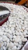 北京白色鵝卵石批發 3-5公分白色鵝卵石廠家