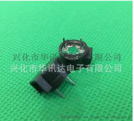 厂家直销电磁式12*7.5 无源侧发声蜂鸣器