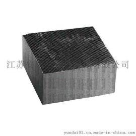 金属蜂窝陶瓷催化剂 催化焚烧炉用材料催化剂 堇青石载体催化剂