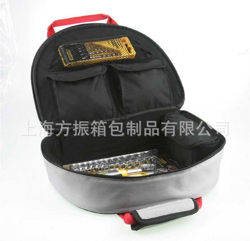 上海厂家定制生产工具包万用表仪器仪表收纳包来图打样