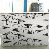 藝術鏤空雕花板 氟碳噴漆處理抗腐蝕雕刻鋁單板幕牆