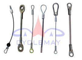锋敏优质钢丝绳安全吊绳(SY323)