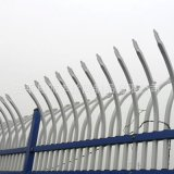 厂家优质道路交通护栏 锌钢护栏网 小区围墙插接护栏 可定做