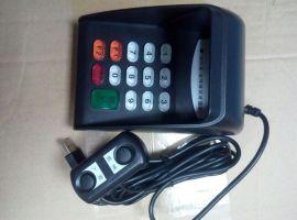 CM533U密码键盘 带语音液晶密码小键盘 水晶按键密码键盘 USB接口