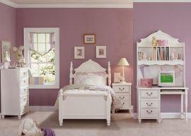 白色欧式床