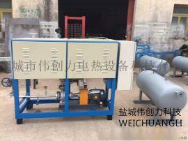 伟创力电热科技生产优质节能导热油炉加热器
