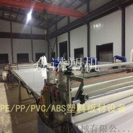 PE塑料板材生产线厂家现货