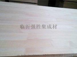高密度15mm松木集成材生态环保集指接板集成材