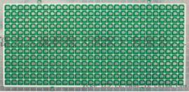 陶瓷线路板加工96氧化铝氮化铝陶瓷基板耐高温陶瓷板