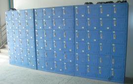 24门钢制鞋柜式上下分层带锁置物柜(MZ-246)