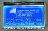 240*120液晶顯示模組(LM240120BCW/LM240120BFW)