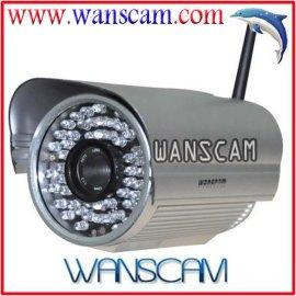 室外防水红外夜视无线WIFI网络摄像机(AJ-C0WA-B606)