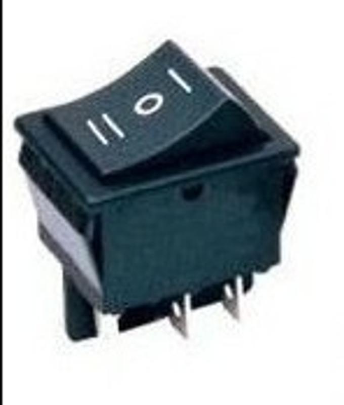 电动推杆控制开关 六脚可换向 直流控制
