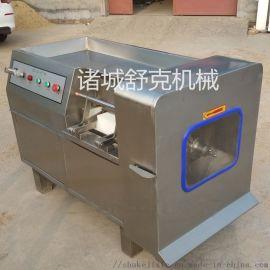 肥肉切丁機350型凍肉切丁機