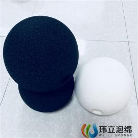 高密度海绵球 PU泡棉加工 EVA球 异形海绵球