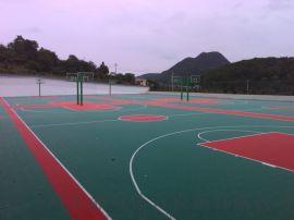 株洲悬浮地板湖南篮球场拼装地板厂家