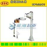 KBM型气动悬臂吊,高频率吊运作业用,安全省力