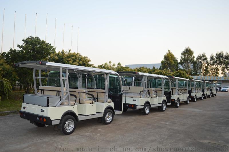 11座電動觀光車 電動遊覽車 四輪電動車