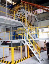水泥基匀质板切割锯水泥基匀质聚苯板设备厂家