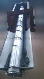 螺旋式排屑机 北京磁螺旋排屑机 军兴制造 加工定制