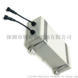 定制12.8V磷酸铁锂户外照明灯具电池 高杆灯电池